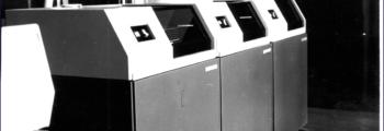 Primera computadora en Bariloche